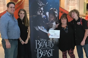 Click To Read More Feedback from Beauty and the Beast - Friday