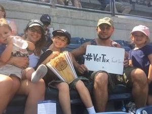 Click To Read More Feedback from New York Yankees vs. Toronto Blue Jays - MLB