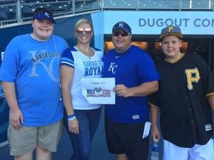 Click To Read More Feedback from Kansas City Royals vs. Detroit Tigers - MLB