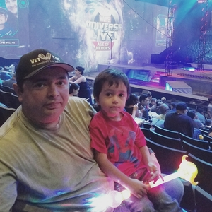 Click To Read More Feedback from Marvel Universe Live! Age of Heroes - Tickets Good for Saturday July 8th Only at 11 Am