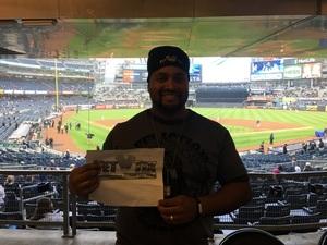 Randy attended New York Yankees vs. Toronto Blue Jays - MLB on Jul 4th 2017 via VetTix