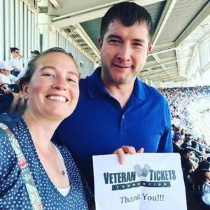 Jared attended New York Yankees vs. Toronto Blue Jays - MLB on Jul 4th 2017 via VetTix