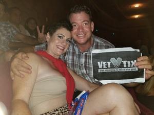 Timothy attended Sabrina Carpenter - the De-tour on Jul 21st 2017 via VetTix