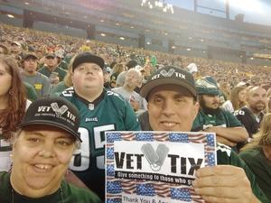 Click To Read More Feedback from Green Bay Packers vs. Philadelphia Eagles - NFL Preseason