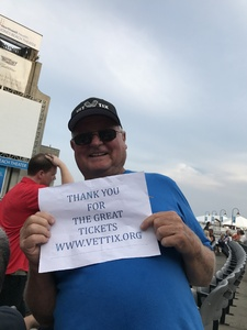 Click To Read More Feedback from 40th Anniversary Tour - Foreigner With Cheap Trick and Jason Bonham's Led Zeppelin Experience - Reserved Seats