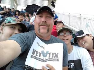Sidney attended Albuquerque Isotopes vs. Iowa - MiLB on Jul 30th 2017 via VetTix