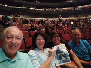 Lee attended Earth Wind and Fire With Special Guest Chic Feat. Nile Rodgers on Jul 26th 2017 via VetTix