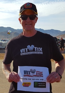 Paul attended Can-am 500 at Pir - Monster Energy NASCAR Cup Series on Nov 12th 2017 via VetTix