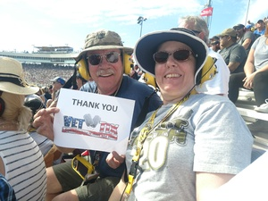 RAYMOND attended Can-am 500 at Pir - Monster Energy NASCAR Cup Series on Nov 12th 2017 via VetTix