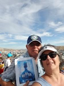 Ron attended Can-am 500 at Pir - Monster Energy NASCAR Cup Series on Nov 12th 2017 via VetTix