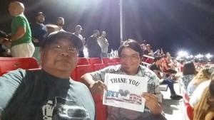 Wil attended Phoenix Rising FC vs. Colorado Springs Switchbacks FC - USL on Jul 15th 2017 via VetTix