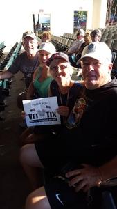 Denise attended United We Rock Tour 2017 - Styx and Reo Speedwagon With Don Felder - Reserved Seats on Jul 30th 2017 via VetTix