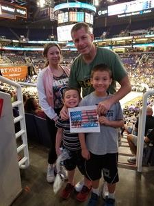 Click To Read More Feedback from Phoenix Mercury vs. Minnesota Lynx - WNBA