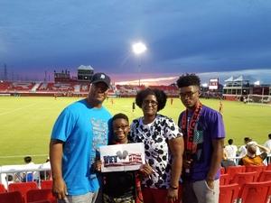 Click To Read More Feedback from Phoenix Rising FC vs. San Antonio FC - USL