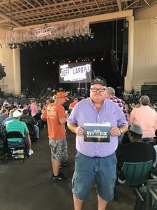 Click To Read More Feedback from Jeff and Larry's Backyard BBQ Plus the Marshall Tucker Band - Lawn Seats