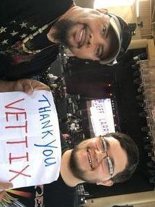 Martin attended Jeff and Larry's Backyard BBQ Plus the Marshall Tucker Band - Lawn Seats on Aug 26th 2017 via VetTix