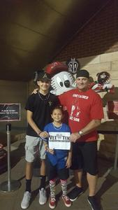Joe attended Arizona Diamondbacks vs. Los Angeles Dodgers - MLB on Aug 10th 2017 via VetTix