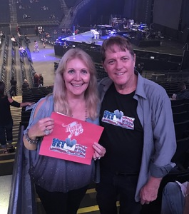 frederick attended Lionel Richie: All the Hits With Very Special Guest Mariah Carey on Jul 21st 2017 via VetTix