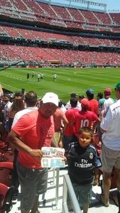 Click To Read More Feedback from Real Madrid CF vs. Manchester United FC - International Champions Cup
