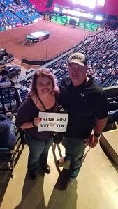 Donna attended PBR - Built Ford Tough Series - Saturday Only on Aug 12th 2017 via VetTix