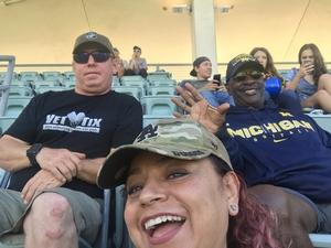 Stefan attended Los Angeles Dodgers vs. Minnesota Twins - MLB on Jul 25th 2017 via VetTix