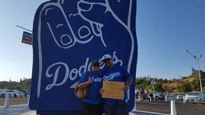 Daniel attended Los Angeles Dodgers vs. Minnesota Twins - MLB on Jul 25th 2017 via VetTix