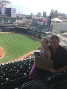 Click To Read More Feedback from Minnesota Twins vs. Texas Rangers - MLB