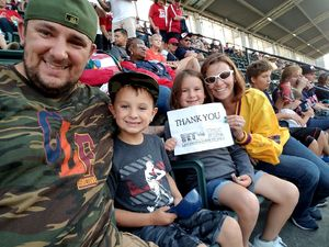 Click To Read More Feedback from Cleveland Indians vs. Los Angeles Angels - MLB