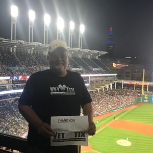Heikki attended Cleveland Indians vs. Colorado Rockies - MLB on Aug 8th 2017 via VetTix