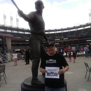 David attended Cleveland Indians vs. Boston Red Sox - MLB on Aug 22nd 2017 via VetTix