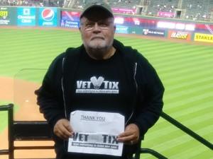 Heikki attended Cleveland Indians vs. Boston Red Sox - MLB on Aug 22nd 2017 via VetTix