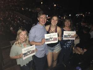 Kirk attended John Mayer - the Search for Everything on Jul 19th 2017 via VetTix