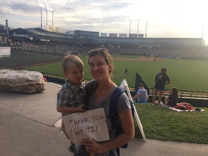 Click To Read More Feedback from Round Rock Express vs. Albuquerque Isotopes - MiLB