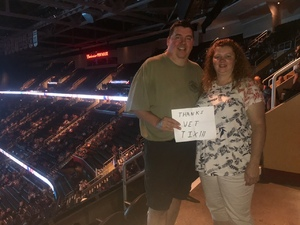Daniel attended Soul2Soul Tour With Tim McGraw and Faith Hill on Aug 17th 2017 via VetTix
