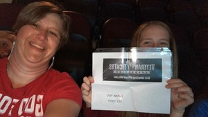 Jennifer attended Soul2Soul Tour With Tim McGraw and Faith Hill on Aug 17th 2017 via VetTix
