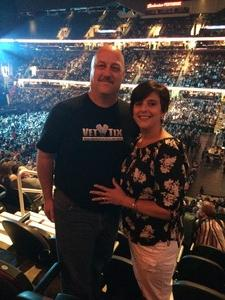 Scott attended Soul2Soul Tour With Tim McGraw and Faith Hill on Aug 17th 2017 via VetTix