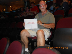 BRUCE attended Soul2Soul Tour With Tim McGraw and Faith Hill on Aug 17th 2017 via VetTix