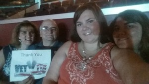 Phillip attended Soul2Soul Tour With Tim McGraw and Faith Hill on Aug 17th 2017 via VetTix