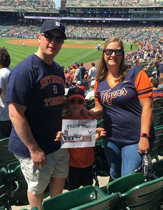 Click To Read More Feedback from Detroit Tigers vs. Los Angeles Dodgers - MLB