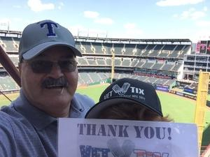 Click To Read More Feedback from Texas Rangers vs. New York Yankees - MLB