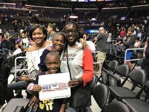 Click To Read More Feedback from Los Angeles Sparks vs. Atlanta Dream - WNBA