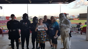 Click To Read More Feedback from Texas Airhogs vs. Cleburne Railroaders - American Association of Independent Professional Baseball