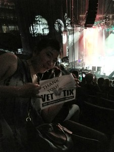 Brian attended Avenged Sevenfold: the Stage World Tour With a Day to Remember - Live in Concert on Jul 31st 2017 via VetTix