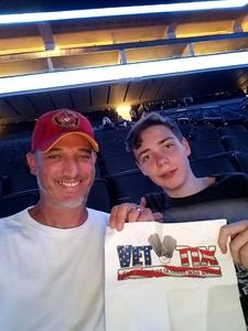 Benjamin attended Avenged Sevenfold: the Stage World Tour With a Day to Remember - Live in Concert on Jul 31st 2017 via VetTix