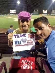 Click To Read More Feedback from Lake Elsinore Storm vs. Inland Empire - MiLB