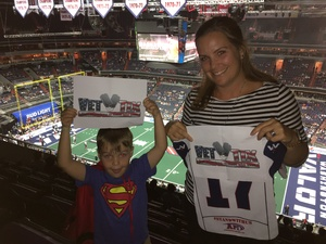 Click To Read More Feedback from Washington Valor vs. Cleveland Gladiators - AFL