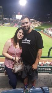 Jorge attended Los Angeles Angels vs. Philadelphia Phillies - MLB on Aug 3rd 2017 via VetTix