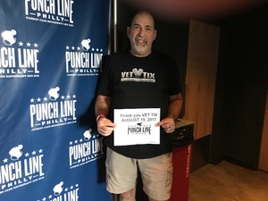 Click To Read More Feedback from Preston and Steve Presents: Jim Florentine Comedian - Saturday