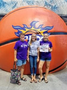 Click To Read More Feedback from Phoenix Mercury vs. San Antonio Stars - WNBA