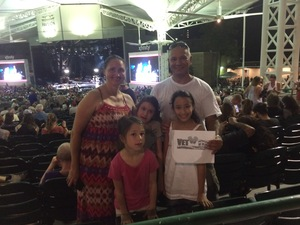 Click To Read More Feedback from United We Rock Tour 2017 - Styx and Reo Speedwagon With Don Felder - Reserved Seats